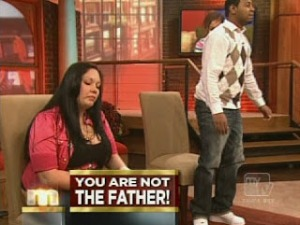 Bad dating Maury Povich style